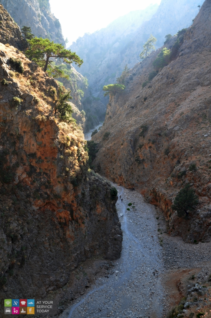 Aradena Gorge - Hiking Trip - At Your Service Today