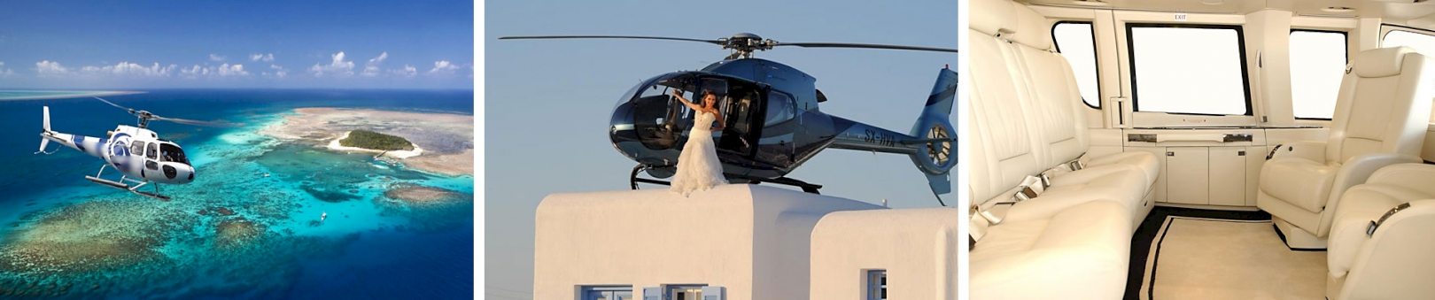 Private Jet, Heli & Yacht Charter
